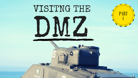 Visiting The DMZ part 1 Logo