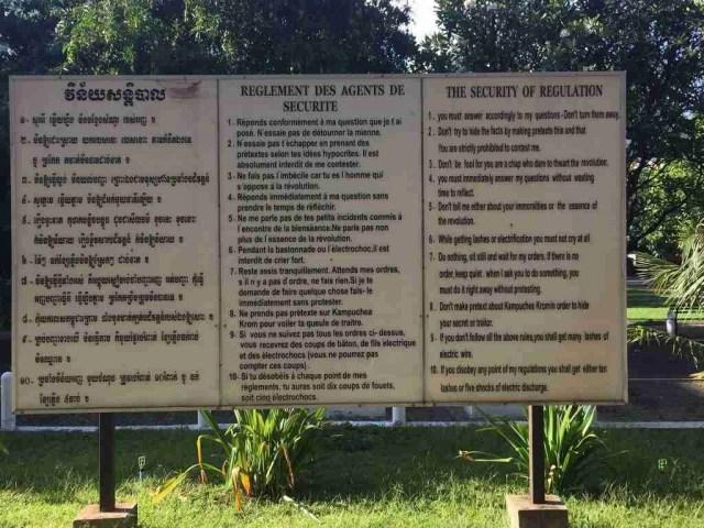s21 prison rules