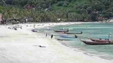 Koh Phangan Haad Rin Beach