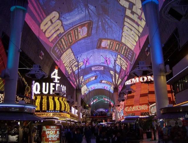Downtown Vegas (Old Vegas)
