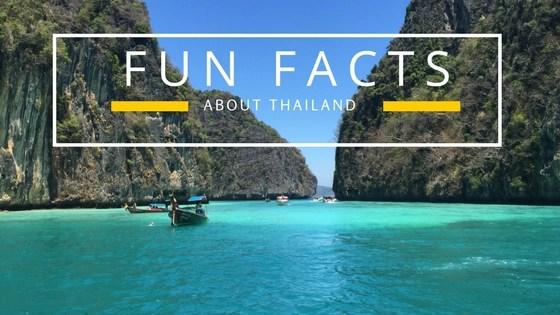 Thailand Fun Facts Logo