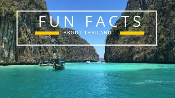Thailand Fun Facts Logo