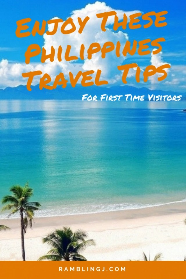 Enjoy These Philippines Travel Tips For First Time Visitors