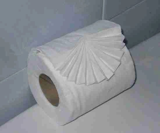 Long Distance Train Travel Tips Toilet roll