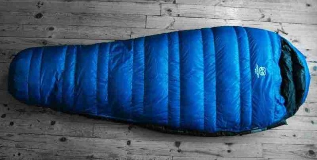 backpacking tips sleeping bag