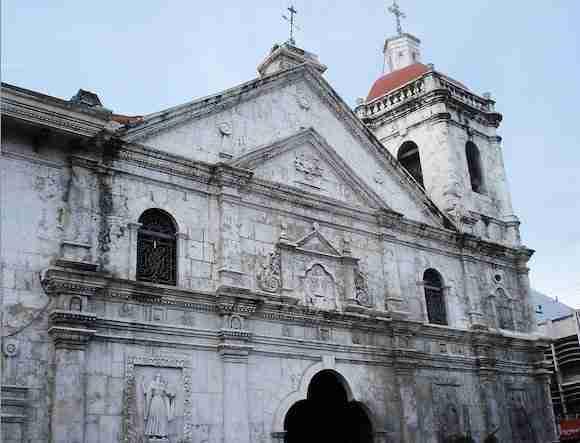 Basilica Del Santo Nino in Cebu City