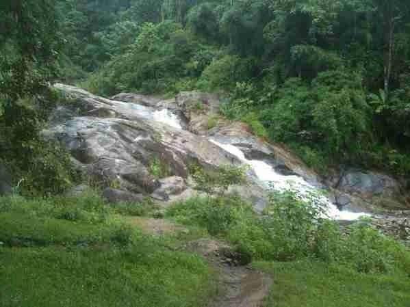 Pai Waterfall Thailand