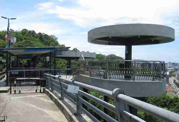 Observatory Tower Kota Kinabalu