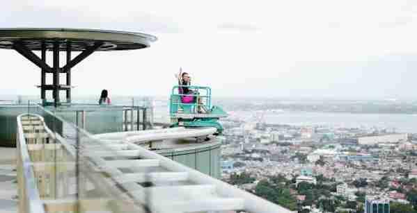Crown Regency Sky Edge Coaster