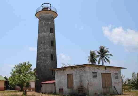 Lighthouse on Koh Rong Sanloem