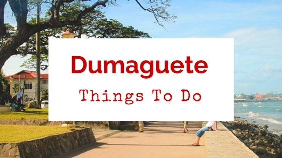Things to Do in Dumaguete