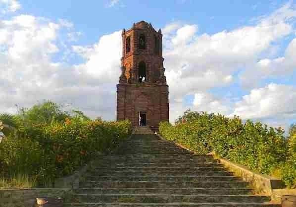 Bantay Watchtower in Vigan