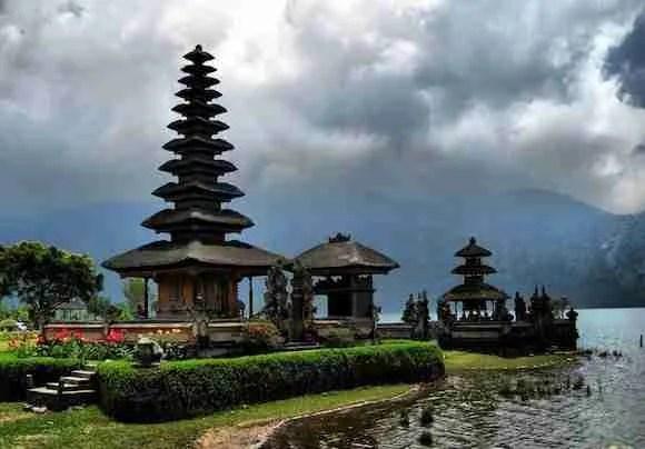 Blanjong Temple in Sanur Bali
