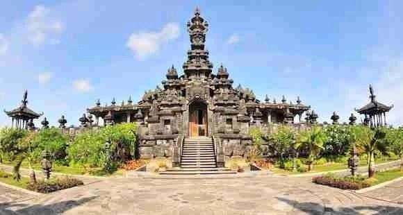 Bajra Sandhi Monument Denpasar Bali