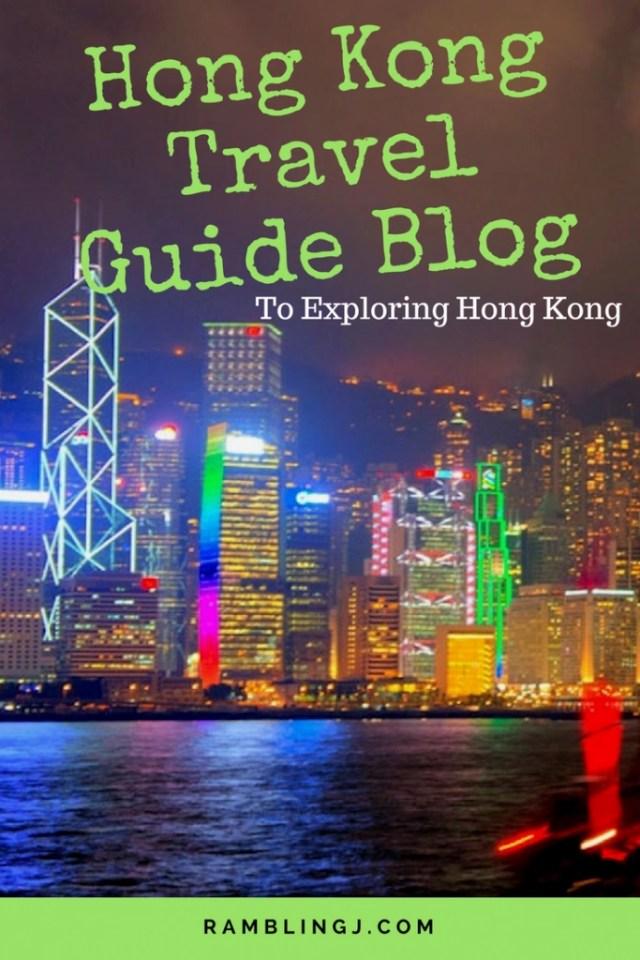 Hong Kong Travel Guide Blog To Exploring Hong Kong
