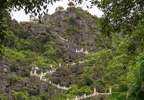 Hang Mua Peak