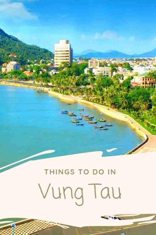 THINGS TO DO IN VUNG TAU VIETNAM