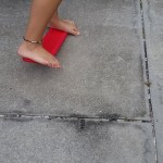 kick flippers