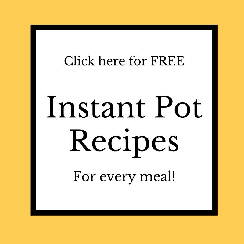 GET YOUR FREE INSTANT POT RECIPES