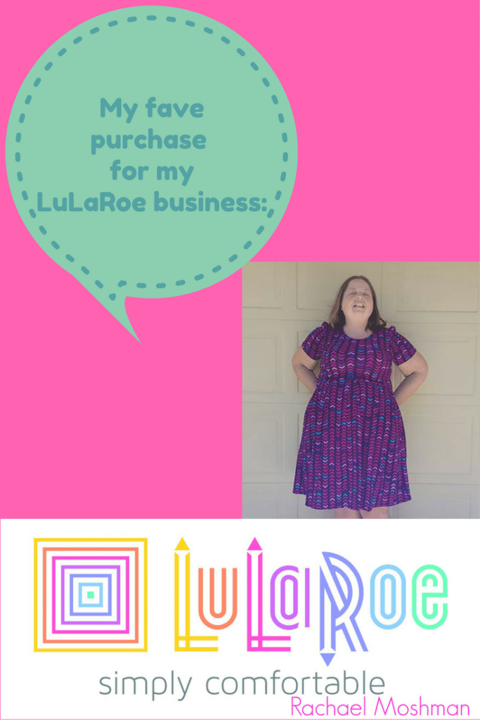 LuLaRoe consultant favorite purchase