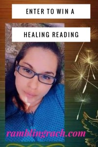 Enter to win a healing chakra reading