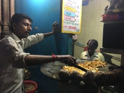 Street Food: sort of a curry home fries