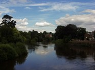 Photo of River Wye in Hereford
