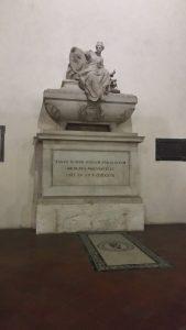 Tomb of Machiavelli