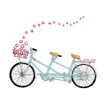 tandem-bike-drawing