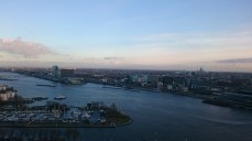 View from A'DAM Lookout