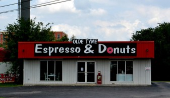 how is espresso olde tyme?