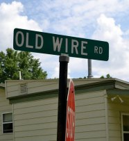 old wire road