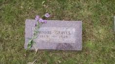 My grandma Harris' aunt.