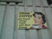 Very, very true...especially for me!