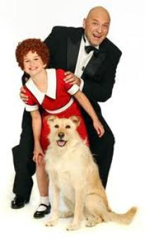 The man behind Orphan Annie is not Frank Semyon. He hates adopted kids.