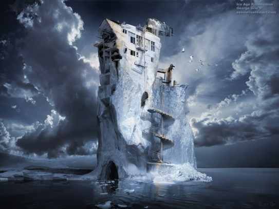 Ben Carson's vision of the home the Titanic survivors could have built.