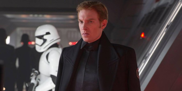 This is New Order General Hux. He does not own any George Clinton albums.