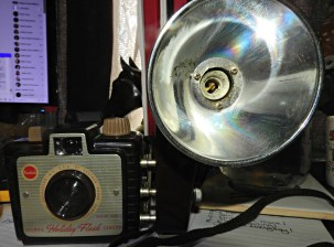the Holiday Brownie box-my favorite vintage camera I own!