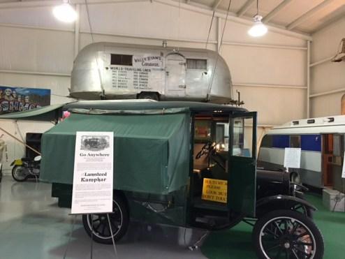 Bottom Truck Camper was Built by Anheauser-Bush