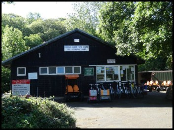 Castle Archdale Boat Hire Office