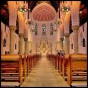 St Michael's - Internal to Main Altar