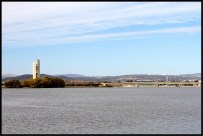Towards the Carillon and Kings Bridge