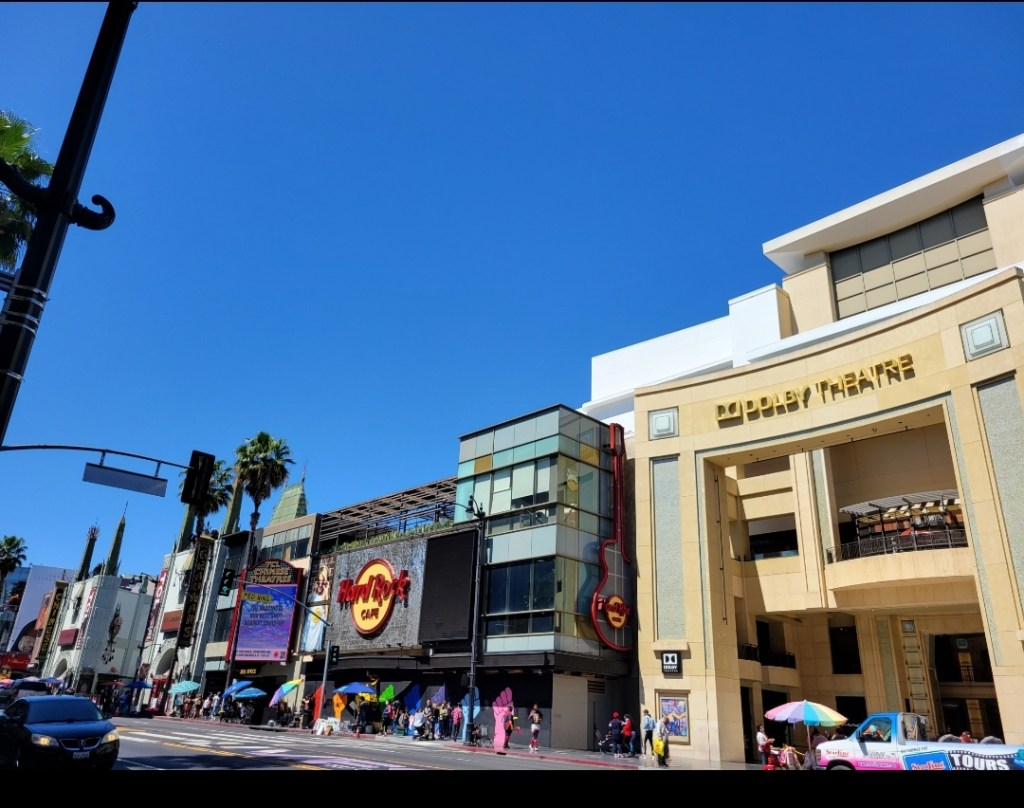 Dolby Theatre, Los Angeles California