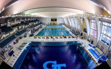 Diving, Women's Swimming Head to ACC Championships