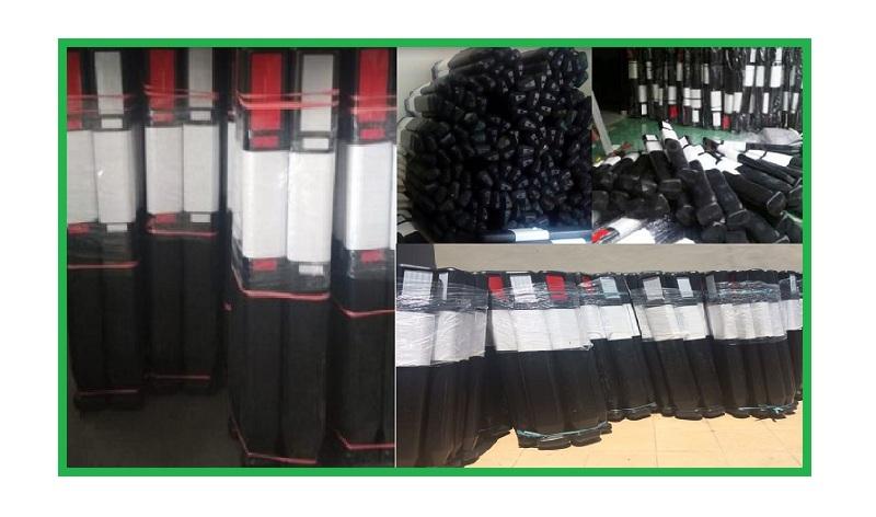 jual delineator plastik, patok jalan plastik, delineator pvc, produksi delineator