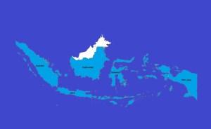 Peta Indonesia Pabrik perlengkapan jalan, Jual rambu murah, Pabrik rambu murah,