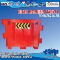 ROAD BARRIER MARVEL