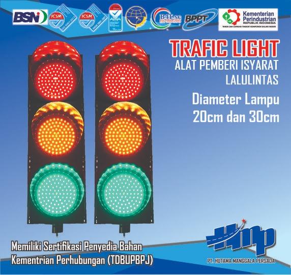 lampu lalu lintas