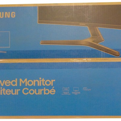 Samsung 27″ Curved Monitor