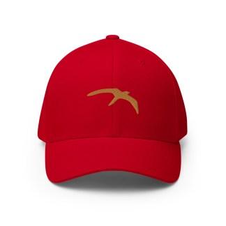 Cappellino Yenkee Rosso Baseball
